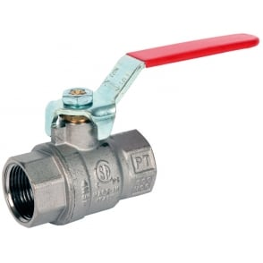 Wras Red Lever Valve PN32
