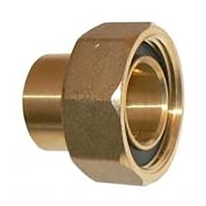Jtm compression fittings gas meter union pipe