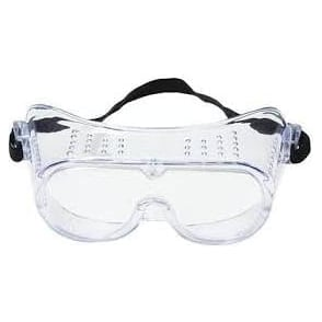 Direct Vent Safety Goggles
