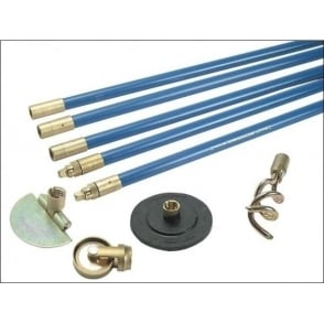 Drain Rod Sets 4 Piece