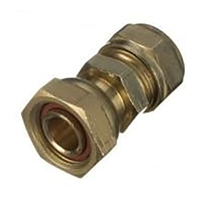 JTM DZR compression straight tap connector