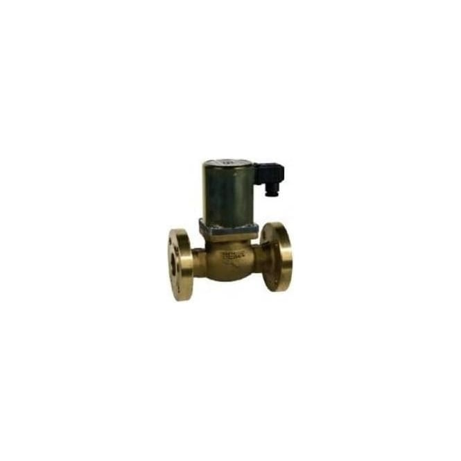 JTM Flanged PN16 Safety Shut-off Valve Auto Reset 230Vac For Natural Gas/LPG 360mbar Max