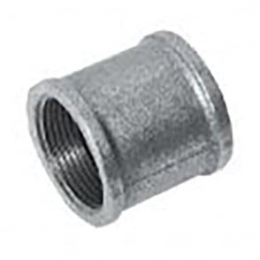 Galvanised Malleable Parallel Socket