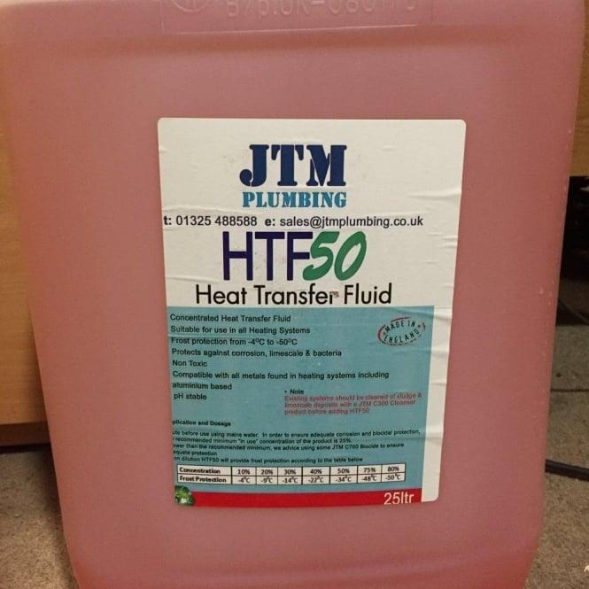 JTM HTF50 Heat Transfer Fluid 25 Litres