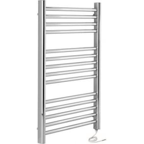 Larne Dry Electric Stainless Steel Towel Rails