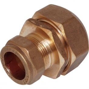 MDPE - Copper Coupler