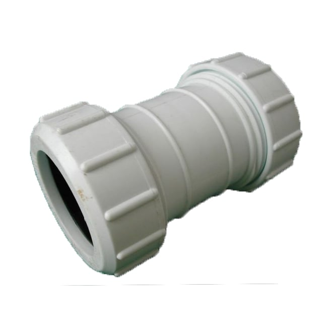 JTM Multifit Waste Straight Connector