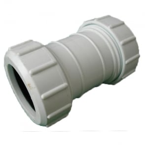 Multifit Waste Straight Connector