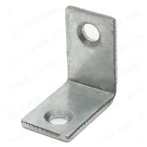 90 Degree Galvanised Angle Bracket