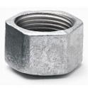 Galvanised Hexagonal Cap