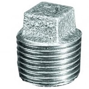 Galvanised Hollow Plug