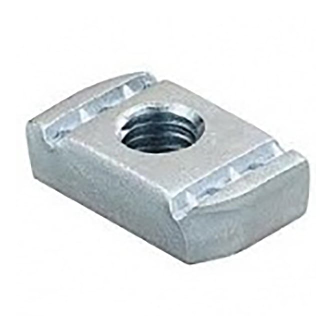 M10 Plain Channel Nuts