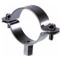 Unlined Steel Clamp