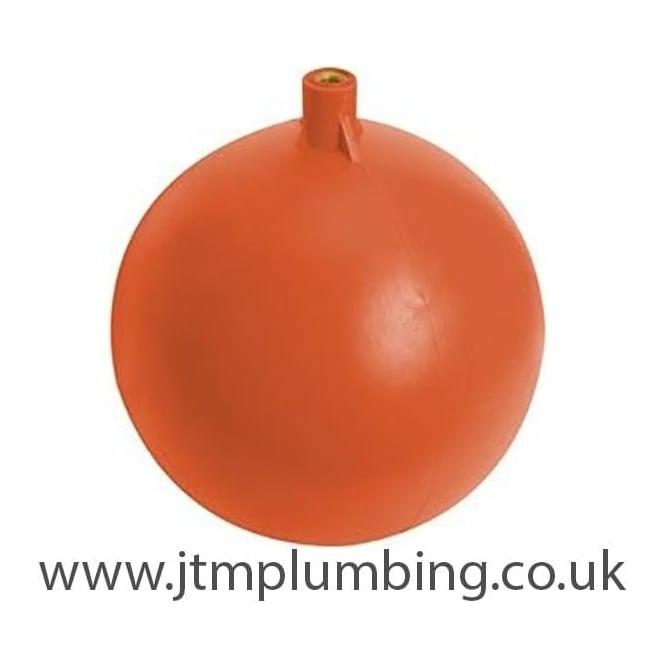 JTM Plastic Floats (Plastic /Brass Insert)