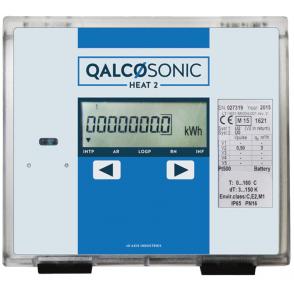 Qalcosonic Heat 2 Ultrasonic Heat Meters