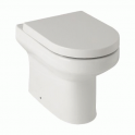 Revive Back To Wall WC Pan and Seat