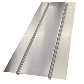 Aluminium Spreader Plates 390mm x 1000mm