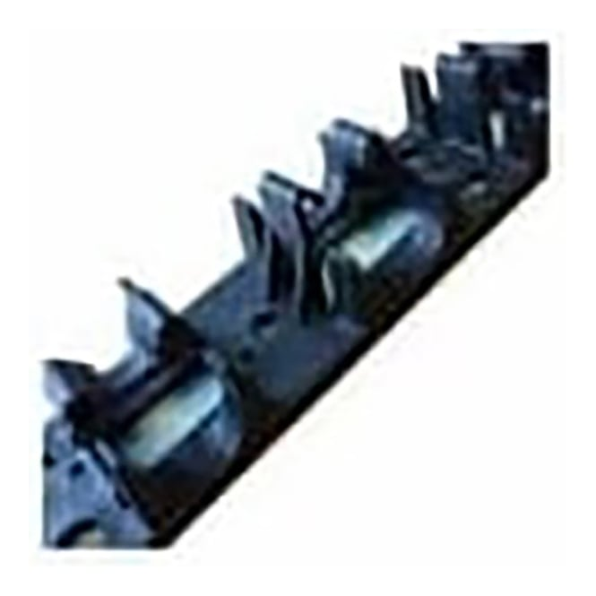 JTM Underfloor Heating Universal Clip Rail with Adhesive Strip 16-18mm 1 Mtr