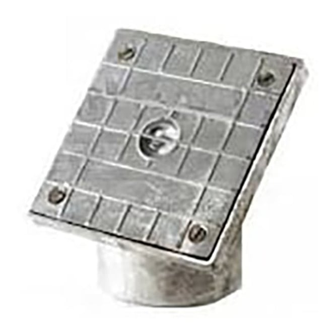 JTM Underground Square Aluminium Rodding Eye