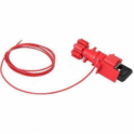 (VLC-V33) Universal Cable Lock-out For Gate Valve
