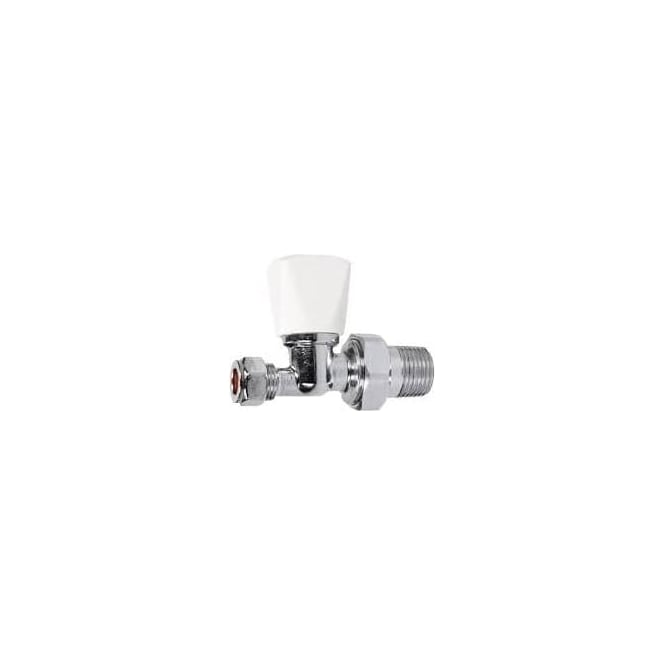 "JTM Voyager Straight Radiator Valves (3/4"" Union)"