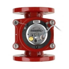 Woltmann Hot Water Meter (130°C)