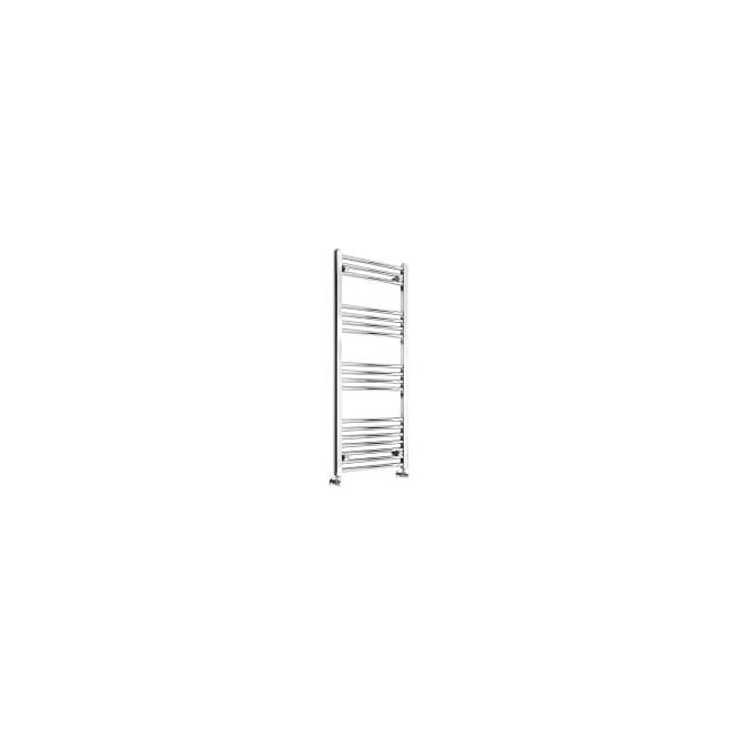 JTM York Chrome Plated (Flat) Towel Warmer