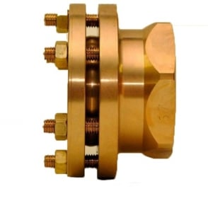 Imperial Straight Female Coupling L138IM
