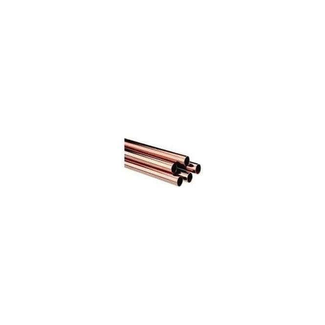 Lawton Tube 35mm Half Hard Copper