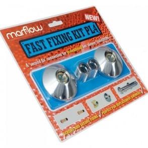 Marflow PL4 second fix shower kit