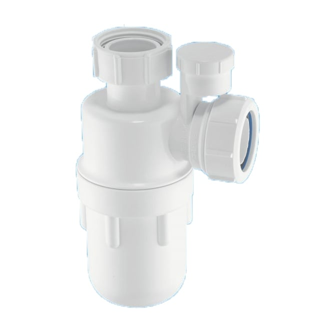 McAlpine Anti - Siphon Seal Bottle Trap 75mm