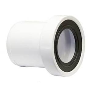 Straight Telescopic WC Pan Socket Extension