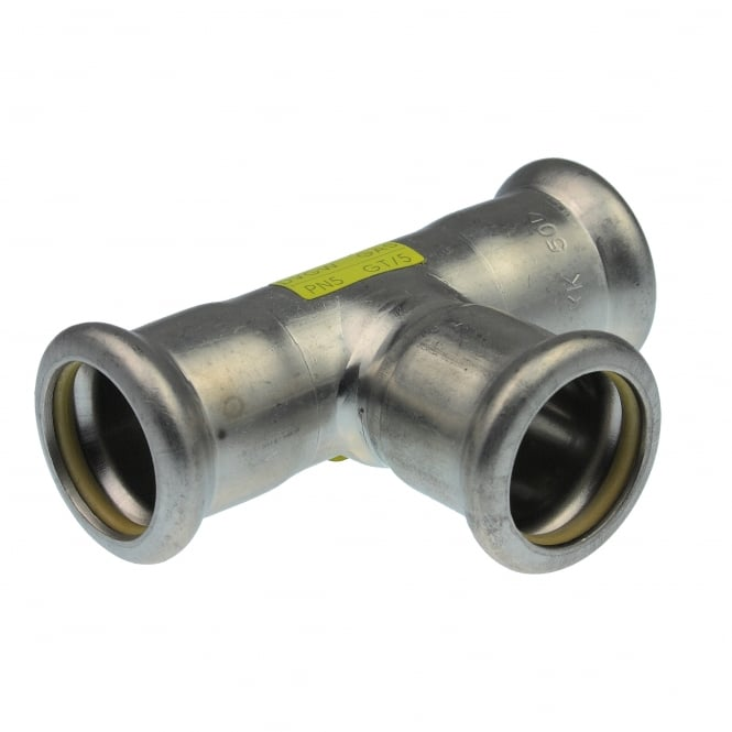 Pegler Yorkshire Xpress SSG24 Xpress Gas Stainless Steel Equal Tee