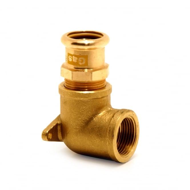 Pegler Yorkshire Xpress Xpress Copper Gas SG15 Gas Press BP Elbow