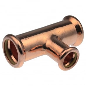 Xpress Copper Gas SG25 Press Gas Tee