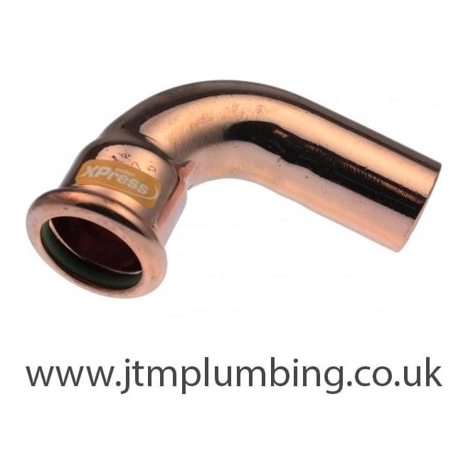 Pegler Yorkshire Xpress Xpress Copper Press 45 MF Elbow