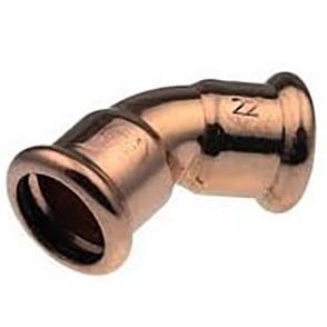 Xpress Copper S21 Press Obtuse Elbow
