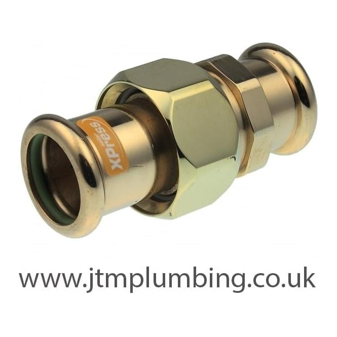 Pegler Yorkshire Xpress Xpress Copper Solar Union Coupling