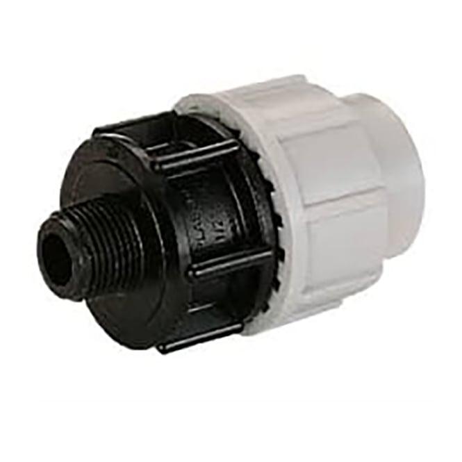 Plasson 7020 Adaptor BSP Male Taper