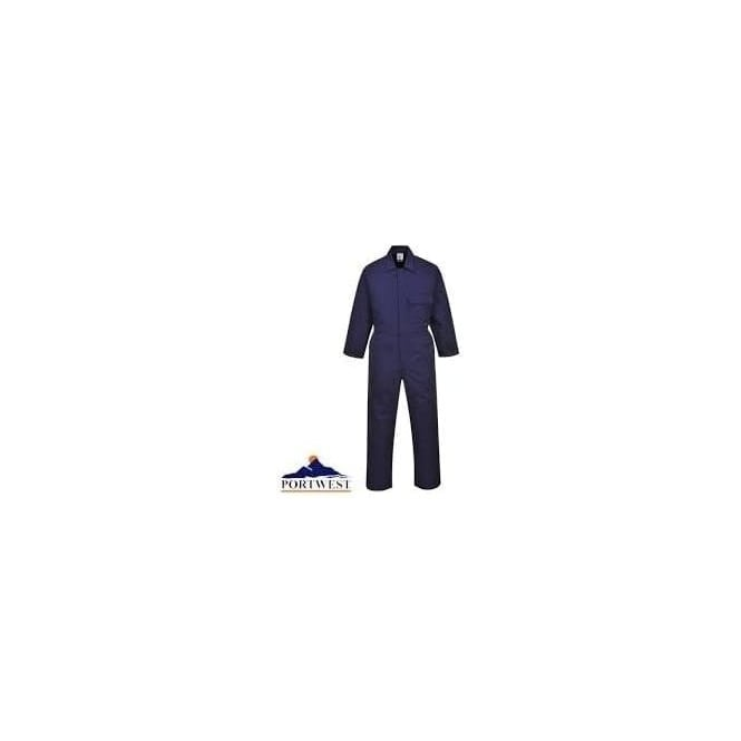 Portwest Navy Coverall