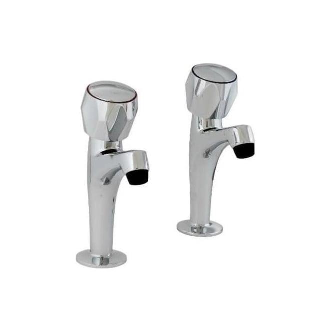 Pro Classic Sink Pillar Taps