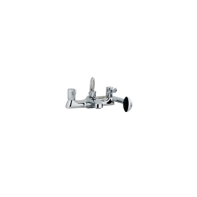 Pro Lever Bath Shower Mixer + Kit