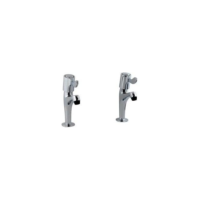 Pro Lever Sink Pillar Taps