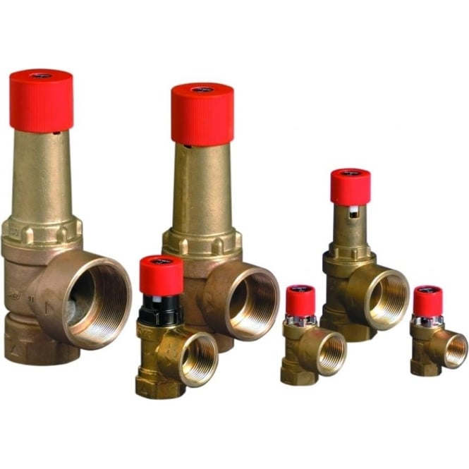 Reliance Water Controls (RWC) 100 Series Sealed Heating System High ...