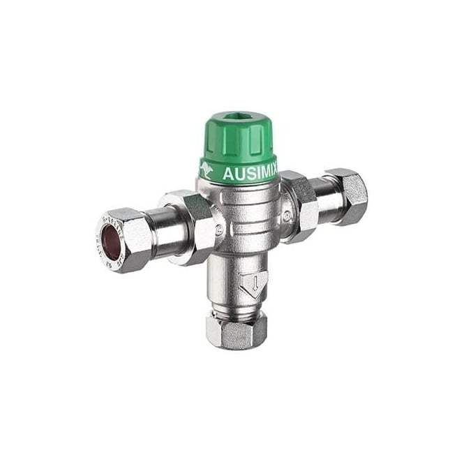 Thermostatic Mixing Valve Control: Reliance Water Controls (RWC) Ausimix Thermostatic Mixing