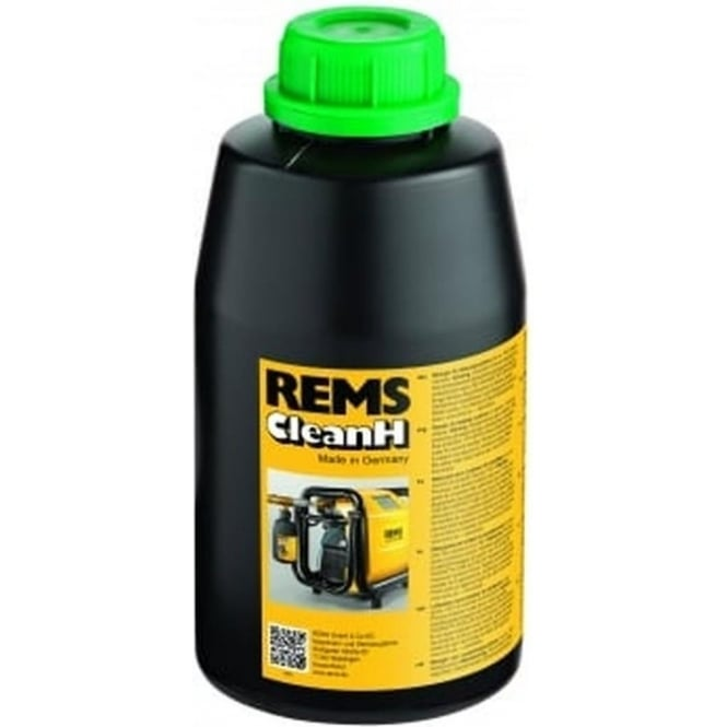 Rems 115607 CleanH Cleaner For Heating Systems (Green Dye)