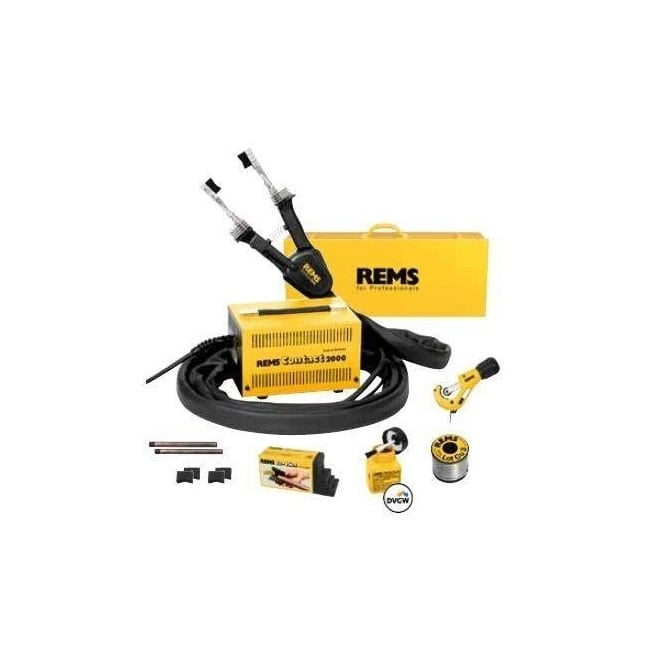 Rems 164050 Contact 2000 Super Pack Electric Soldering Unit