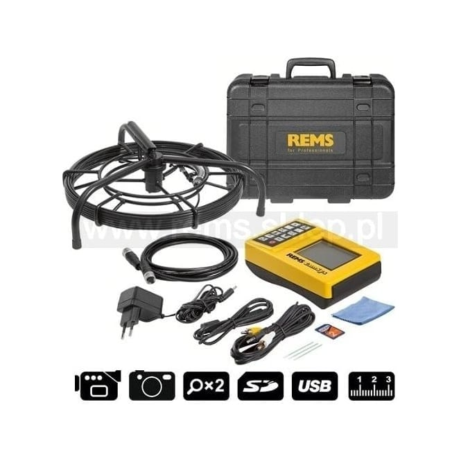 Rems 175007 CamSYS Li-ion Set S Colour 20H