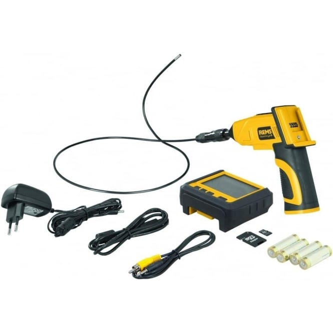 Rems (175132) CamScope S Set 4,5-1 Mobil Handy Endoscope Camera With Radio Transmission And Voice Recording