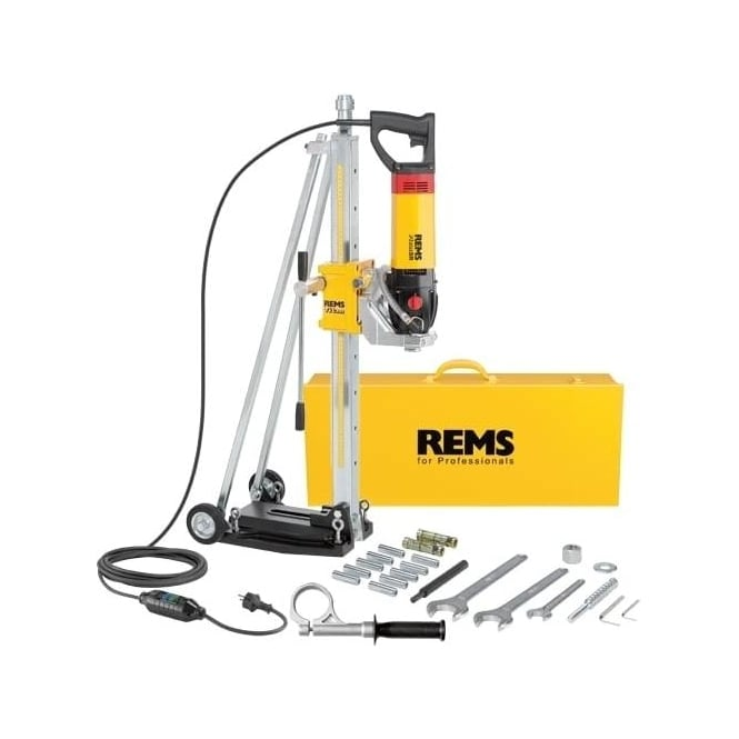 Rems 183022 Picus SR Set Titan Electric Diamond Core Drilling Machine